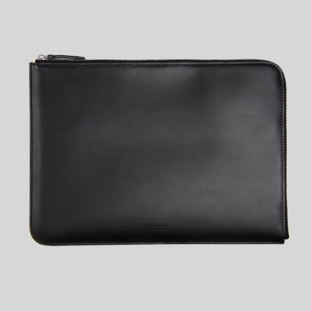 Porte documents cuir luxe