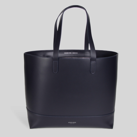 Sévigné Leather Tote bag