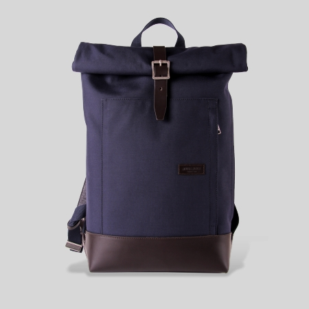 Caulaincourt Roll-Top Backpack
