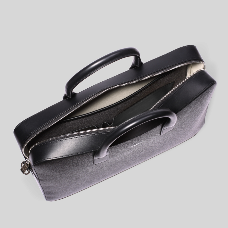 leather Briefcase luxury